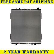 Radiator For Freightliner Fits Columbia Cascadia Century Fre54