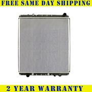Radiator For Freightliner Fits Columbia Cascadia Century Fre61