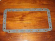 Gm Buick Dynaflow Automatic Transmission Oil Pan Gasket 1948 - 63 Trans