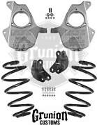 Mcgaughys 2/3 Lowering Kit For 2001-206 Gm Suv Avalanche 2wd/4wd 30017 Hd Air
