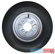 Trailer Wheel 500 X 10 Inch For Erde 142 / 143 Daxara 147 / 148 With 4 Ply Tyre