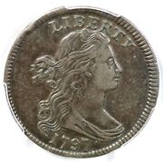 1797 S-138 Pcgs Xf 40 Draped Bust Large Cent Coin 1c