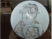 Chinese Lady Silver Medal