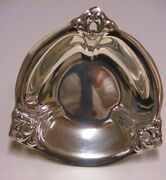 International Sterling Royal Danish T188 Sterling Silver Compote Candy Dish