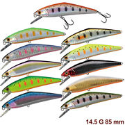 Smith D-contact 85 14.5 G 85 Mm Various Colors Trout Sinking Minnow