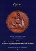 Dnw - British Uk World Europe Coins - Auction Catalog Book Reference Silver Coin