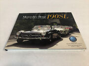 Mercedes-benz 190sl Volume 1 And2 W121 Coupe And Roadster Books Bruce L. Adams