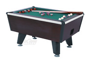 Tiger Cat Bumper Pool Table Made In The U.s.a. - Free Shipping