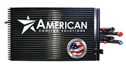 19463 Dual Circuit Oil Cooler For John Deere Tractors Transmission And Hydraul