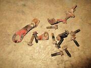1969 Buick Wildcat Intake Bolts And Brackets / Rat Rod