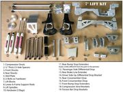 Mcgaughy's 7 Lift Kit 2002 - 2010 Gas Chevy Gmc Truck 2500/3500 2wd 52003
