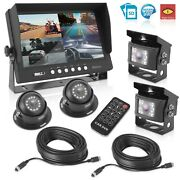 Pyle Vehicle Back-up Camera And Monitor Dvr Kit 9andrsquoandrsquo Display Video Recording