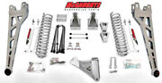 Mcgaughyand039s 6 Phase 2 Lift Kit For 2008 - 2010 4wd Ford F-250 With Shocks 57242