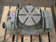 Omt Tilting Optical 16 Rotary Milling Table - Will Ship