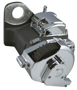 Ultima Black 6-spd Right Side Drive Transmission For Custom Frames, Cable Type