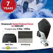 Oceansouth Vented Running Covers For Mercury Outboards