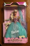 Barbie As Rapunzel Doll, Children's Collector Series First Edition 1994 Nrfb