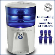 Drinking Water Cooler Filter Machine 8.5l Cool Drink Dispenser Extra Filters