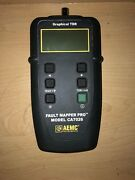 Aemc Ca7026 Fault Mapper Pro Telephone Cable Tester / Graphical Tdr