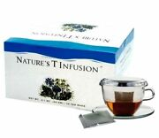 Nature Nfusion Unicity Herbal Tea Detoxification In The Colon 30 Bag