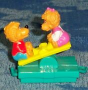 Berenstain Bears Brother And Sister Bear See Saw Toy
