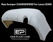 Rear Bumper Chargespeed Style For Lexus Is200 Is300 Toyota Altezza Sxe10
