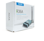 New Alfa R36a Portable Wireless 802.11n Wifi Usb Router For Awus036nh Awus036neh