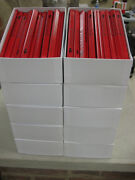 Carpenter Pencil Red Lead Lot Of 2880 Pcs Made In Usa. Masons