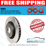 Dba T3 4x4 Survival Series Slotted Rotor See Descr. 42724s