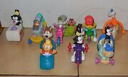 1994 Mcdonalds Happy Meal Toy Animaniacs Complete Set Of 8