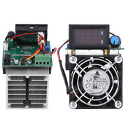 New Electronic Load 0-10a Dc12v 100w Discharge Battery Capacity Testing Module