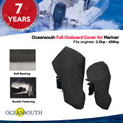 Oceansouth Outboard Motor Engine For Mariner Full Cover / Protect Cover