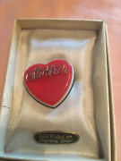 Original Wwii Vintage Sweetheart Jewelry. New In Box. Nos