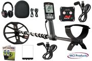 Minelab Equinox 800 Waterproof Metal Detector With 11 Double D Coil, Multi-iq