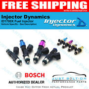 Injector Dynamics Id1700x Fuel Injectors For Toyota Corolla Gts 83-87 4age