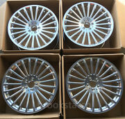 22 Staggered Classical Style Forged Wheels Fits Benz W222 S600 S550 Maybach 62