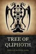 Tree Of Qliphoth Paperback By Mason Asenath Brand New Free Shipping In Th...
