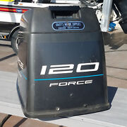 Engine Cowling / Housing / Cover For Force 120 Hp