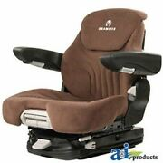 Msg95741bnc Kubota Grammer Seat Assembly Brown Fits Many Models
