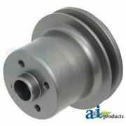159091a Minneapolis Moline Water Pump Pulley Model 1600