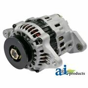 Sba185046320 Ford Alternator 12v Fits Compact Tractors And Skid Steer Loaders