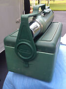 Vintage Aladdin Stanley Lunchbox/ 1 Qt Vaccum Thermos 1qt Insulated Lunch Box