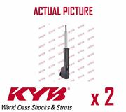 2 X New Kyb Front Axle Shock Absorbers Pair Struts Shockers Oe Quality 331700