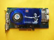 Ati Radeon Sapphire X1950 Gt 256mb Agp Dual Dvi Tv Out Graphics Card Tested
