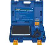 Value 100kg Refrigerant Recovery Digital Charging / Charge Scale With Valve