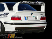 Bmw E36 95-99 M3 Rear Diffuser Upper And Lower Combo Body Kit Frp Cfrp
