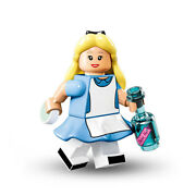 Lego 71012 Alice In Wonderland Collectible Minifigure Disney Series New And Sealed