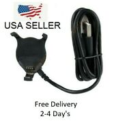 Usb Charging Cable For Bushnell Neo Ion Golf Gps Watch Rangefinder Charger New