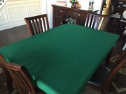 Poker Cover - Casino Suede Felt Style Fits Rectangle Lifetime Folding Table Fs