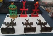 Playmobil Accessories Weapons Racks Royal Bird Cage